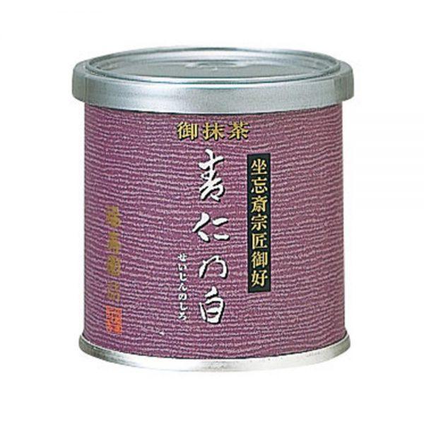 Uji matcha powder - Seijinno Shiro 20g can