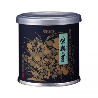 Uji matcha powder -Kanshono Mukashi by Fukujuen Kyoto 20g can