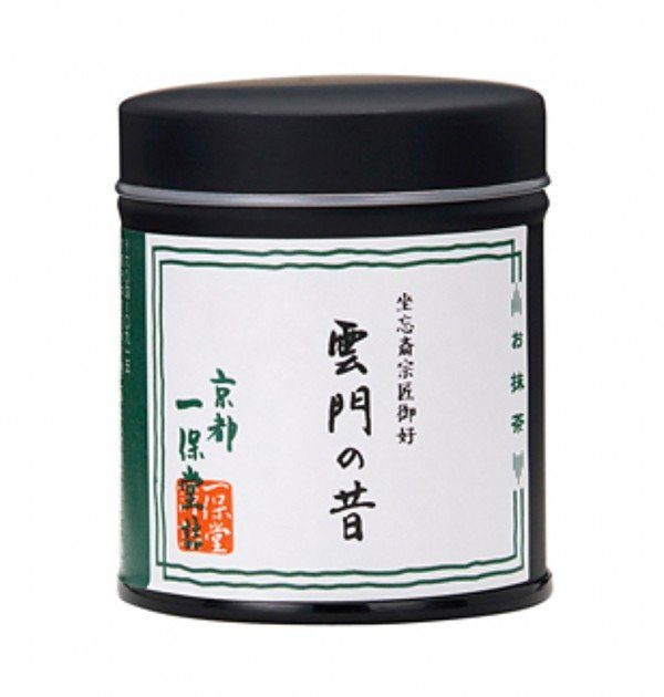 Matcha powder Unmon-no-Mukashi by Ippondo (Kyoto) - 40g