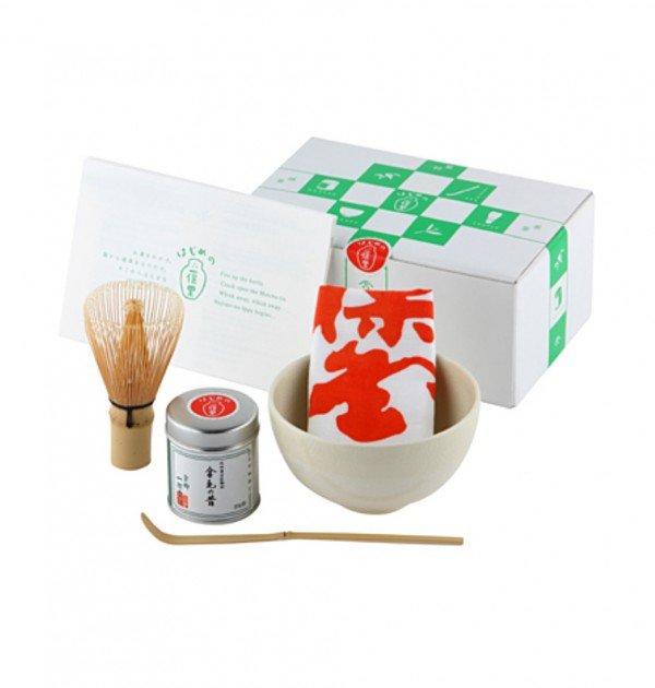 Matcha starter kit by Ippodo, Kyoto