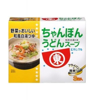 Chanpon Udon Soup Stock 14g x 3pcs