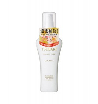 SHISEIDO Tsubaki Damage Care Penetration Repair Emulsion 100ml