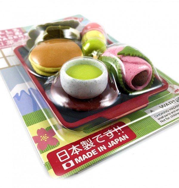 Authentic IWAKO Fun Eraser Japanese Sweets - Made in Japan