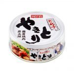 HOTEI Canned Yakitori Sauce Taste with Japanese Chicken Made in Japan