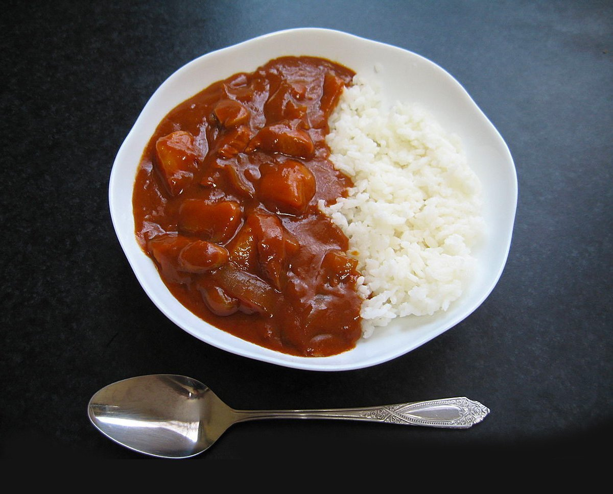 Hayashi Japanese Curry Rice Made in Japan