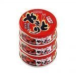 Hotei Canned Yakitori Super Spicy with Japanese Chicken 85g