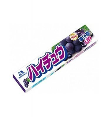 JAPANESE Hi-Chew Grape 12pcs x 12 packs