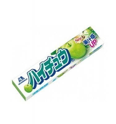JAPANESE Hi-Chew Green Apple 12pcs x 12 packs - 40th Anniversary