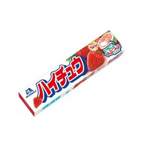 JAPANESE Hi-Chew Strawberry 12pcs x 12 packs - 40th Anniversary