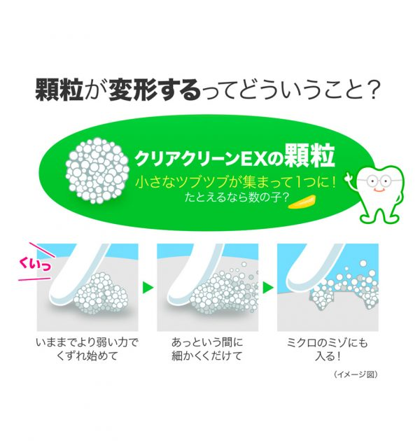 KAO Clear Clean EX Splash Cool Medicated Toothpaste