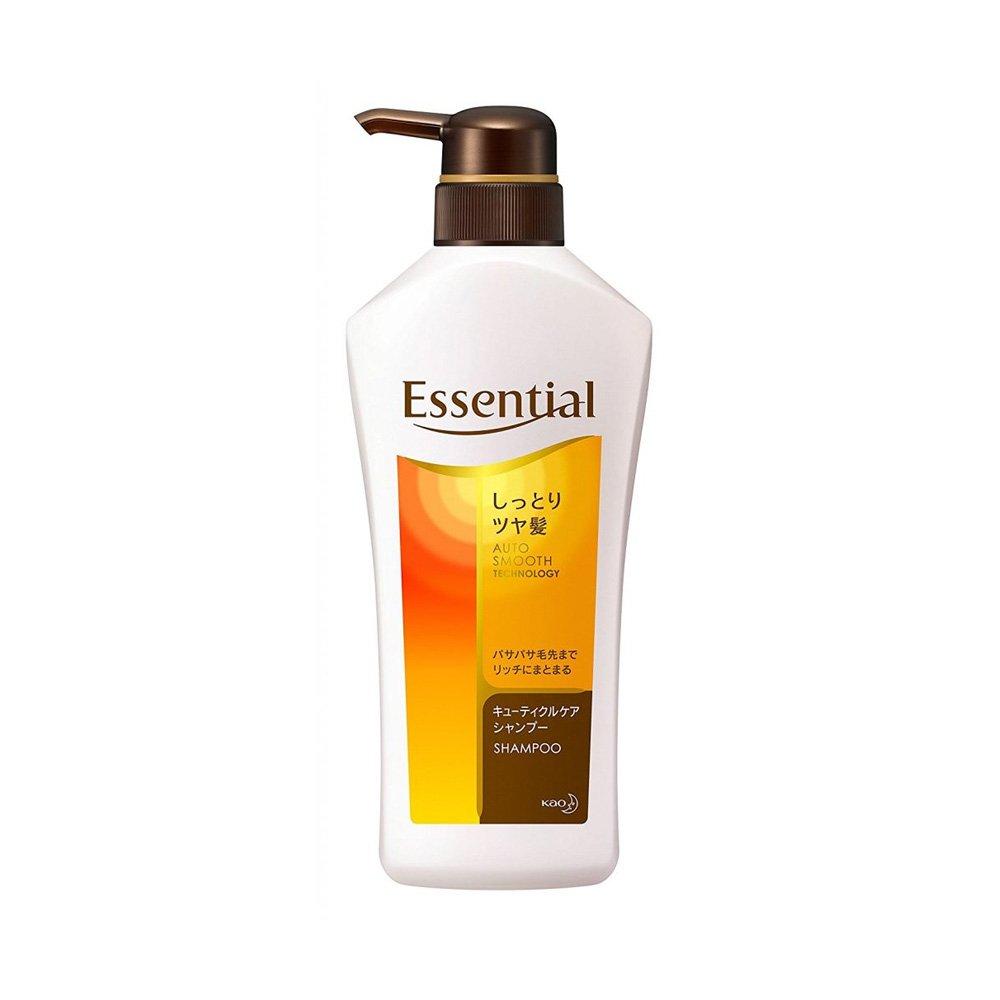 Kao Essential Rich Damage Care Shampoo Jumbo Size 480ml