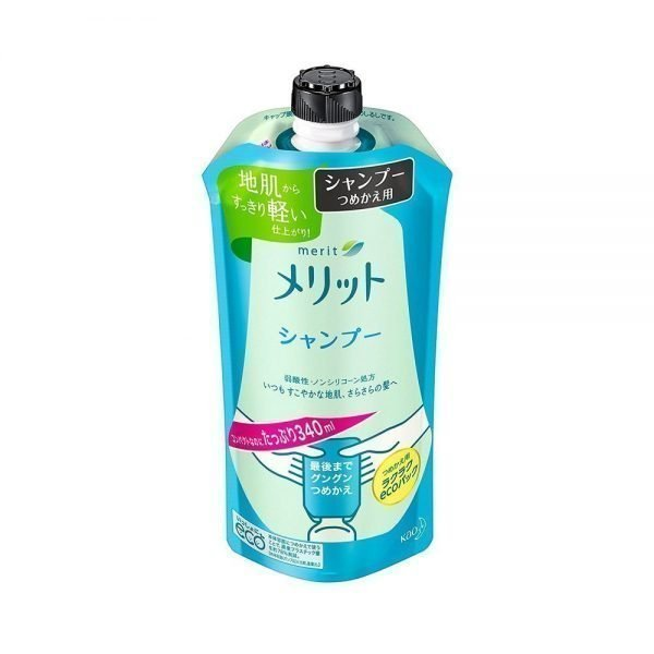 KAO Merit Shampoo REFILL 380ml