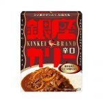 Meiji Ginza Curry Medium Hot 200g (Beef)