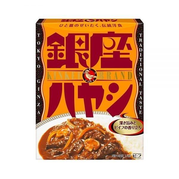Meiji Ginza Hayashi 200g 1 serving