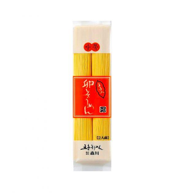 Morikawa Egg Somen Thin Noodles - 200g 2 servings