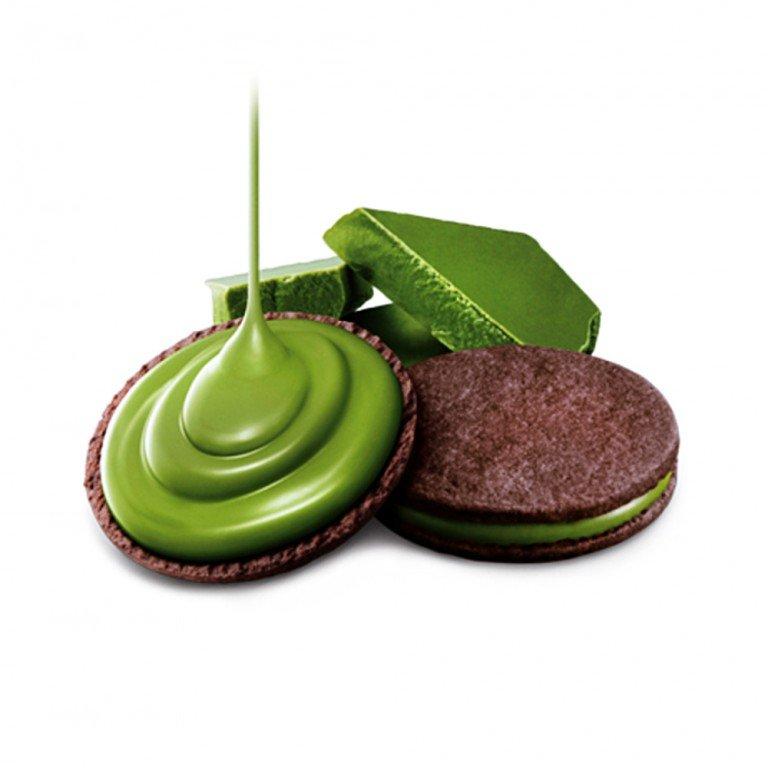 Meiji Rich Matcha Biscuits – Premium Matcha