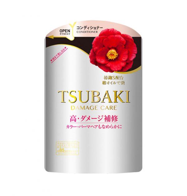 NEW SHISEIDO Tsubaki Damage Care Conditioner REFILL 345ml Japan Edition