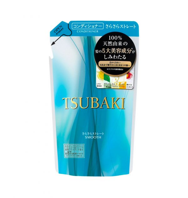 NEW SHISEIDO Tsubaki Damage Care Smooth Conditioner REFILL 330ml Made in Japan