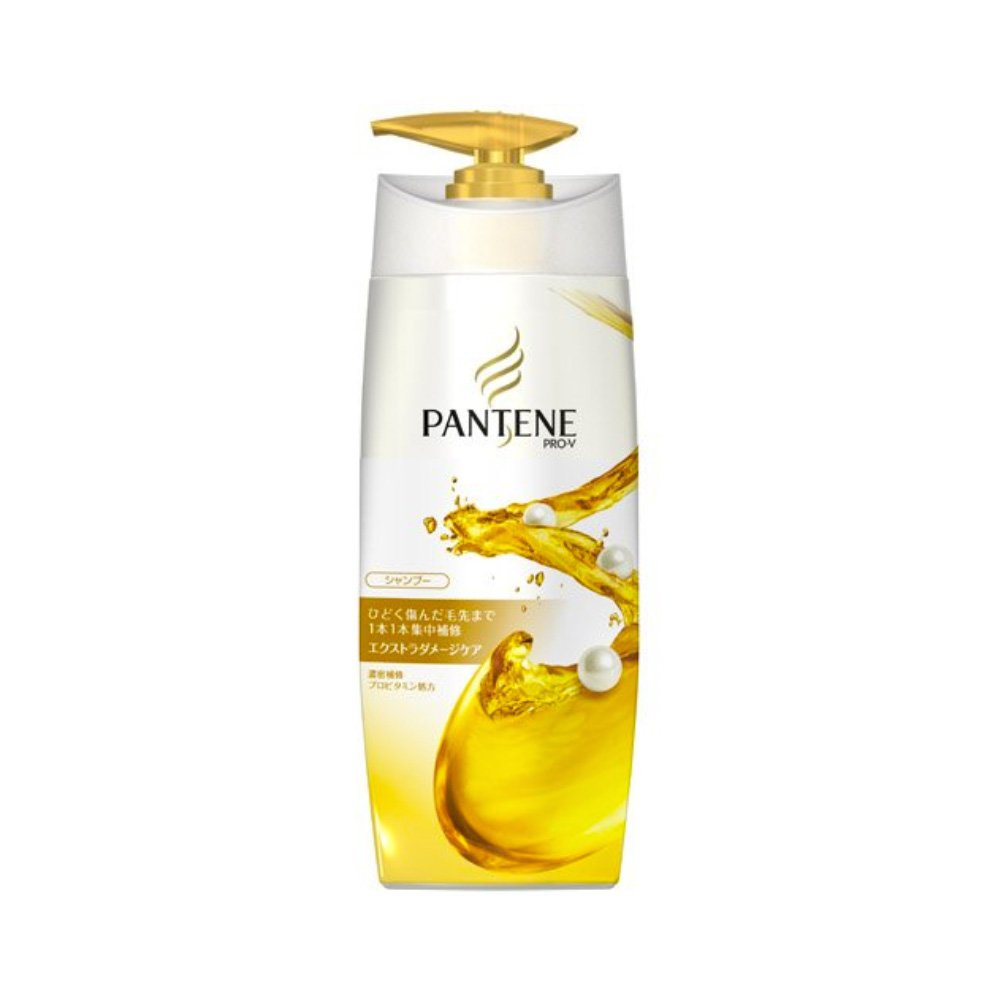 P&G – Pantene Extra Damage Care Shampoo
