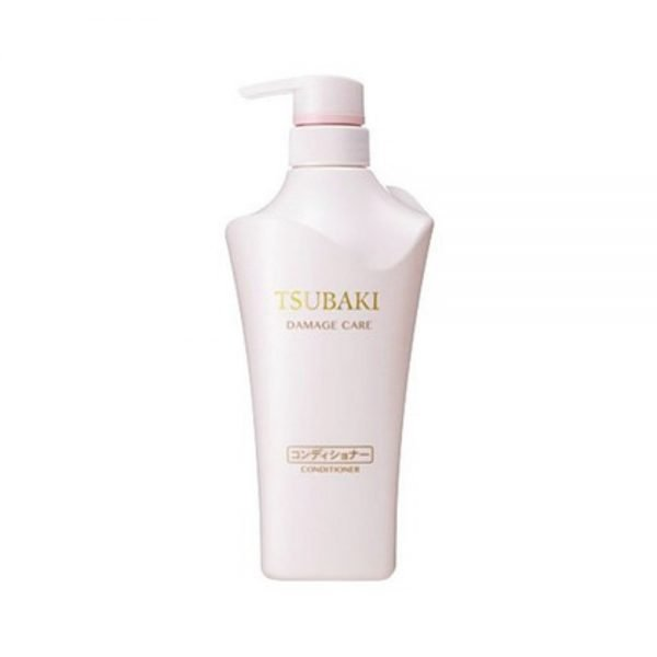 SHISEIDO Tsubaki Damage Care Conditioner 500ml Japan Edition