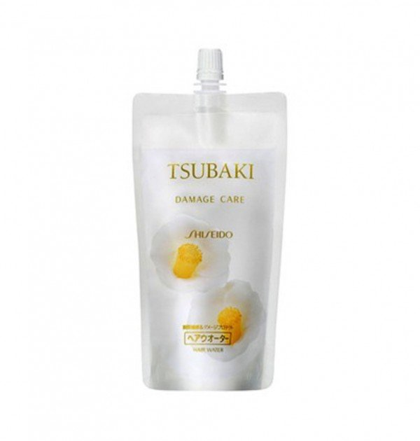 SHISEIDO Tsubaki Damage Care Hair Water Spray REFILL 220ml Japan Edition