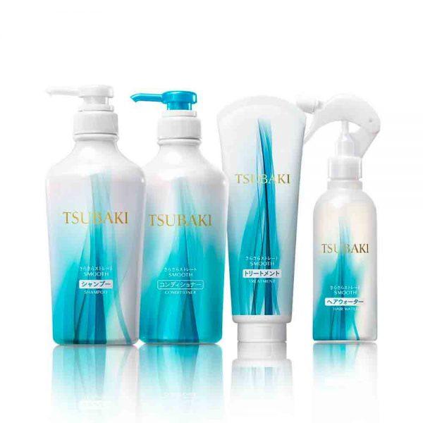 SHISEIDO Tsubaki Damage Care Hair Water Spray Smooth Treatment Made in Japan