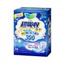 KAO Laurier Sanitary Night Pads 300 - 18 Sheets Made in Japan