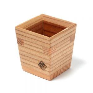 Nikko Cedar Sakazuki Sake Cup