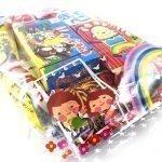 Iwatsukiya Rainbow Pack of Japanese snacks 8 items