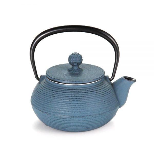 IWACHU Nanbu-Tekki Cast Iron Teapot - Handmade in Iwate