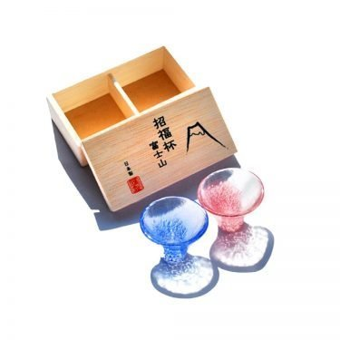 Mt. Fuji Sake Cups - World Heritage Site Celebration