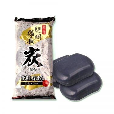 BINCHOTAN Charcoal Japanese Bar Soap