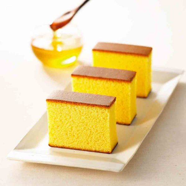 BUNMEIDO Honey Castella 10 Slices Made in Japan