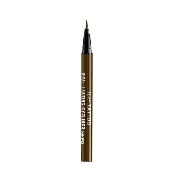 CUORE K-Palette 24H Real Lasting Eyeliner Waterproof Brown Made in Japan