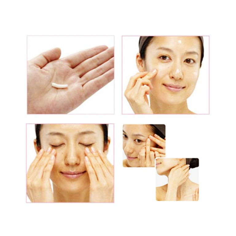 DOMOHORN WRINKLE Cream20 How to use Japanese cosmetics
