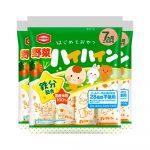 KAMEDA Hai Hian Rice Crackers for Babies