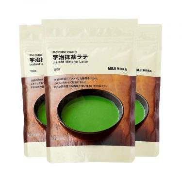 MUJI Instant Matcha Latte Made in Japan