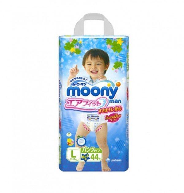 MOONY Airfit Big Size - Pants Type 44 Japan Edition
