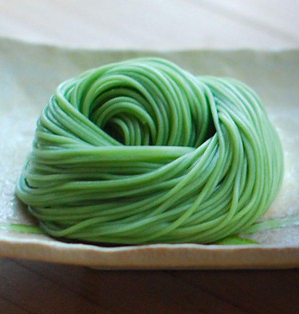 Morikawa Green Tea Somen Thin Noodles Made in Japan