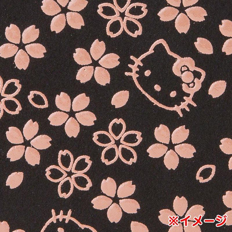 HELLO KITTY Gamaguchi Purse - Sakura Series Made in Japan