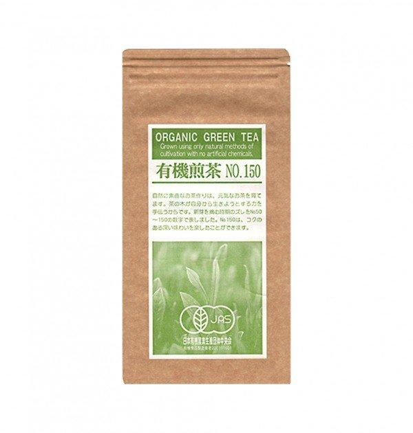 JA Organic Green Tea - No. 50