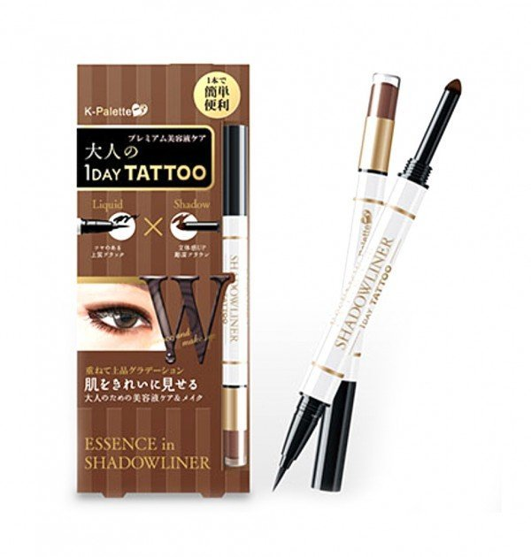 K-PALETTE Essence in Shadowliner - One Day Tattoo for Adults