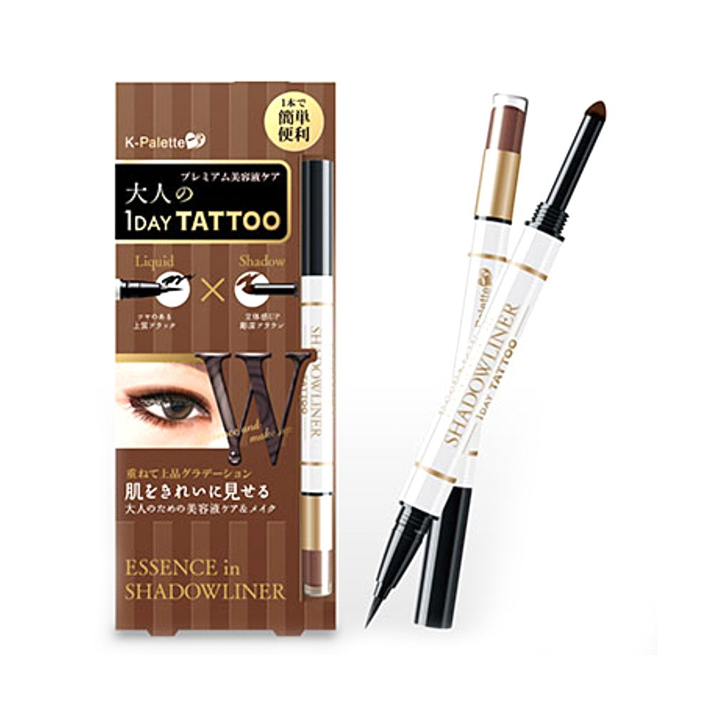 New K Palette Essence In Shadow Liner One Day Tattoo For Adults