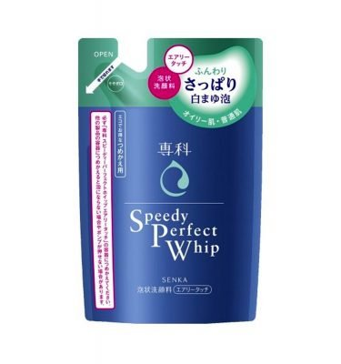 SENKA speedy Perfect Whip Airy touch Refill 130ml