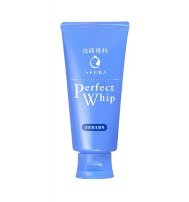 SHISEIDO Senka Facial Cleansing Foam Perfect Whip Made in Japan