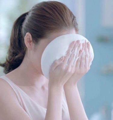 SHISEIDO Senka Facial Cleansing Foam Perfect Whip ade in Japan