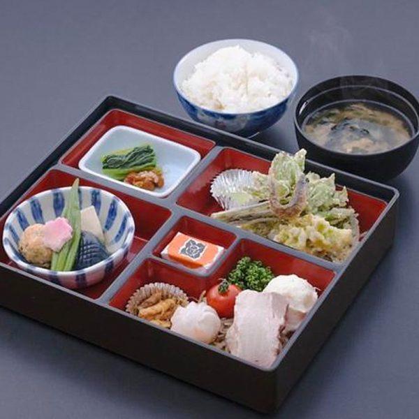 Shokado Deluxe Bento Box