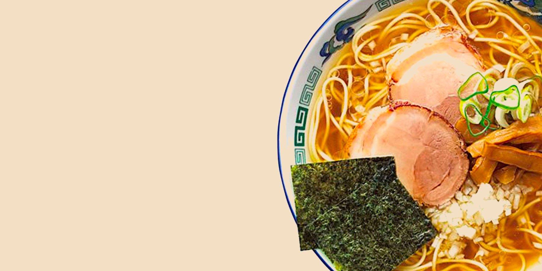 Top 5 Instant Ramen in Japan