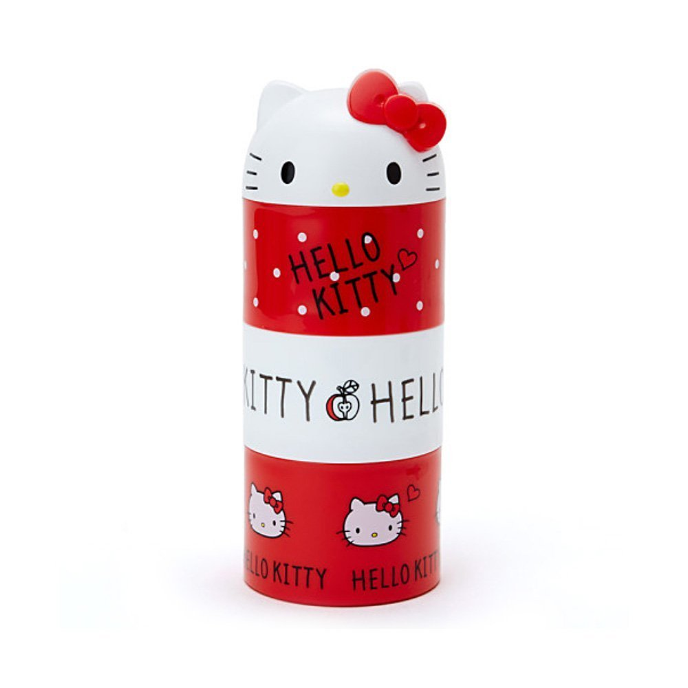 HELLO KITTY Tripple Lunch Box - Made in Japan