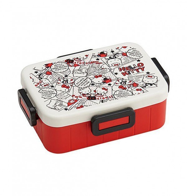 HELLO KITTY Single Lunch Box - Comic Series Made in Japan